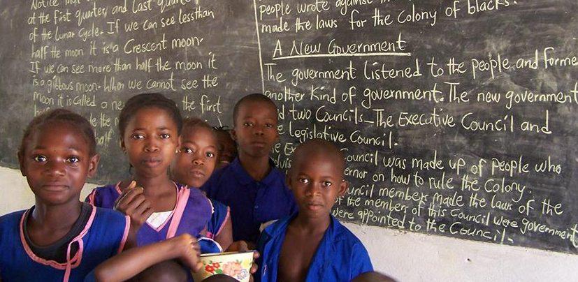 Forikolo-Kinder-Schule